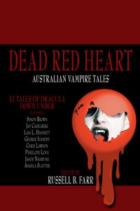 Dead Red Heart cover