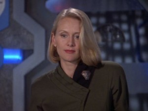 Talia Winters from Babylon 5